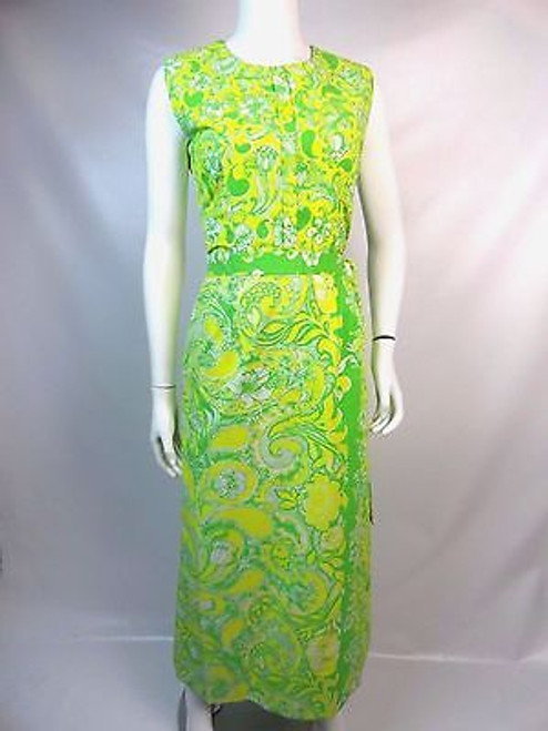 "Vintage 70's ""Lilly Pulitzer"" Romper and Matching Wrap Skirt"