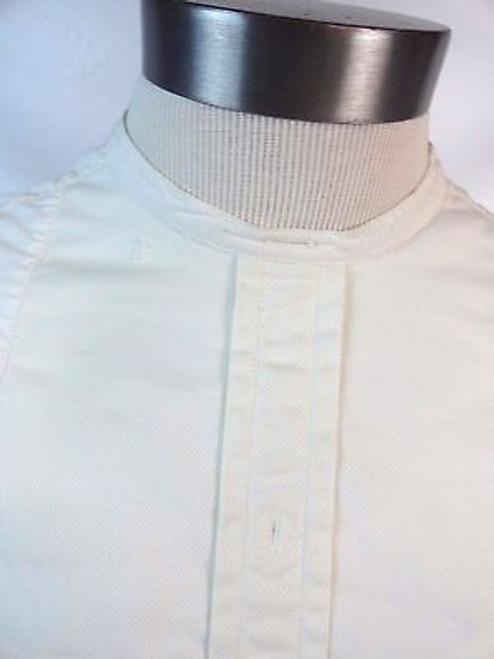 """Vintage 30's """"J H McIntyre & Co"""" Men's Bibbed Shirt"""