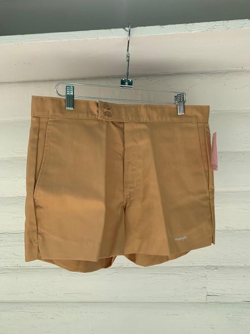 """Wrangler"" Khaki Shorts"