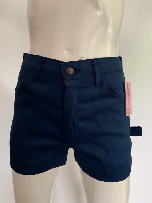 """Dee Cee"" Dead stock Navy Painters Shorts"