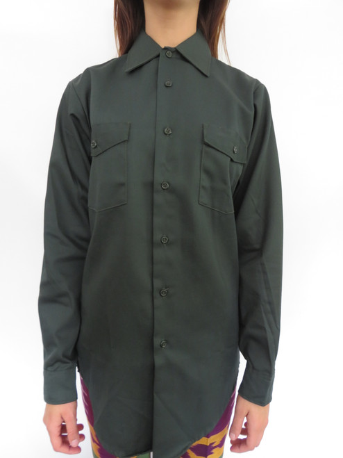 Dead stock Key Imperial Green Work Shirt