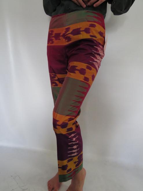 """Ralph Lauren Sport"" Tribal Print Pants"