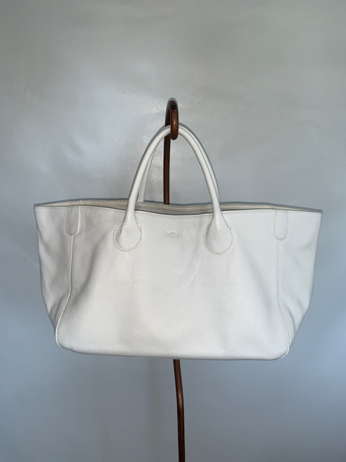 """Beck Bag"" Marshmallow  Small Classic Tote"