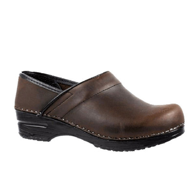 Sanita - Professional Oiled - Brown Leather