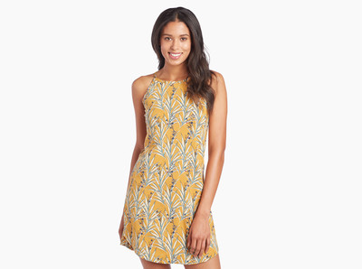 Kuhl - Kandid Dress - Golden Print