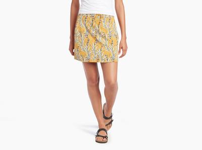 Kuhl - Kandid Skirt W's - Golden Print