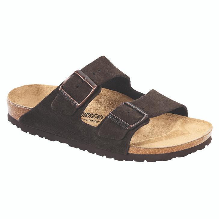 Birkenstock - Arizona Sandal - Mocha Suede