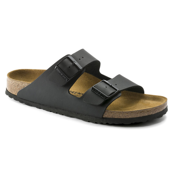 Birkenstock - Arizona Sandal - Black Birko-Flor