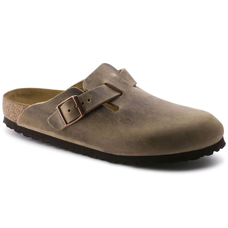 Birkenstock - Boston Clog - Tobacco Oiled Leather