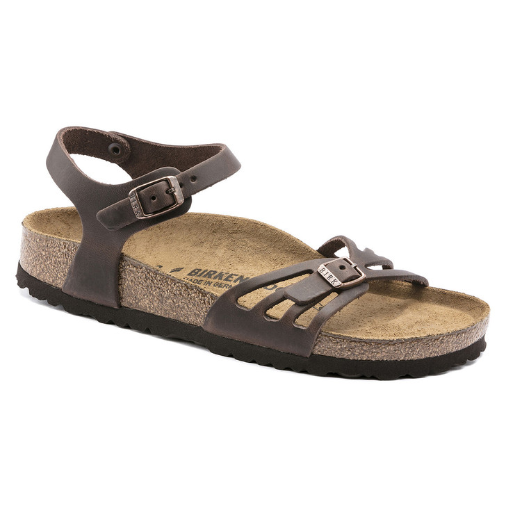 Birkenstock - Bali Sandal - Habana Oiled Leather