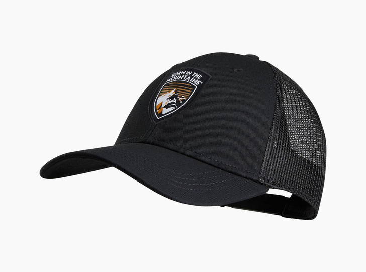 Kuhl - Born Trucker Cap - Pirate Black