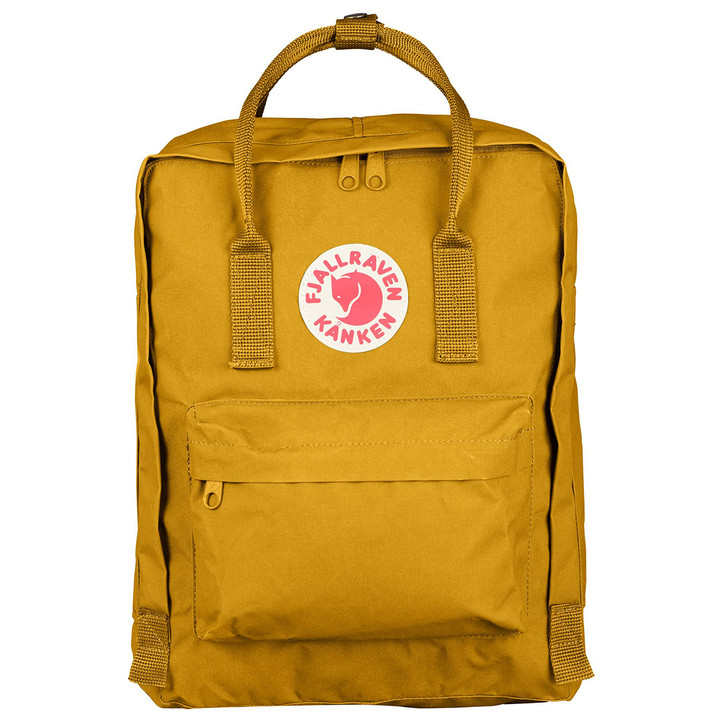 Fjallraven - Kanken Backpack - Ochre