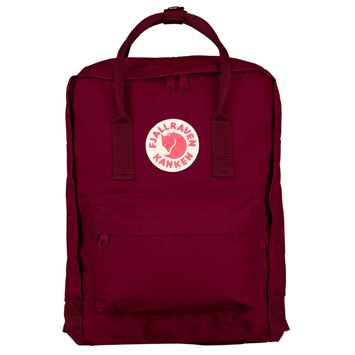 Fjallraven - Kanken Backpack - Plum