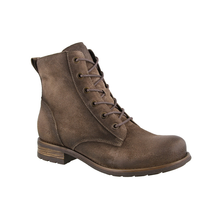 Taos - Boot Camp Boot - Smoked Rugged Leather
