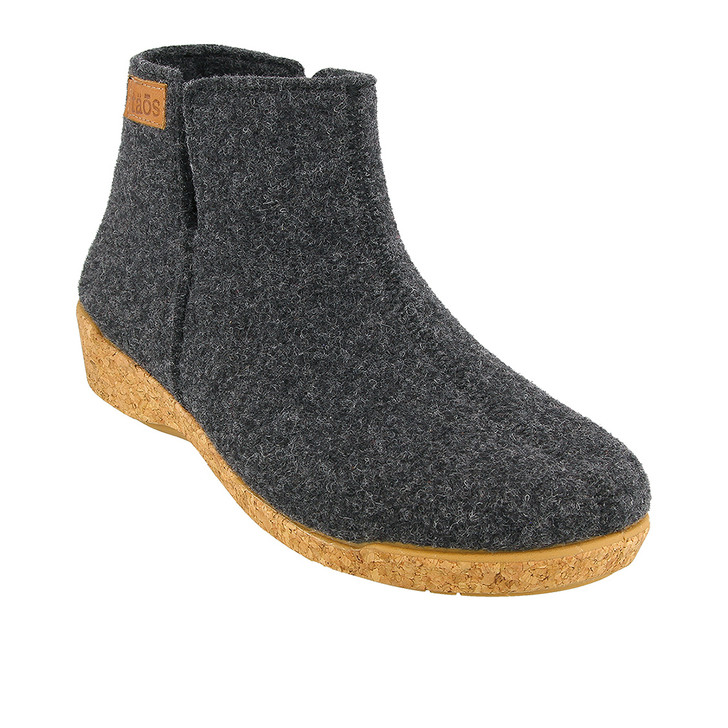 Taos - Woolly Boolly Bootie - Charcoal