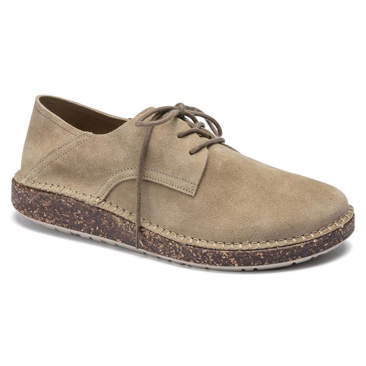 Birkenstock - Gary Lace Shoe - Ginger Suede