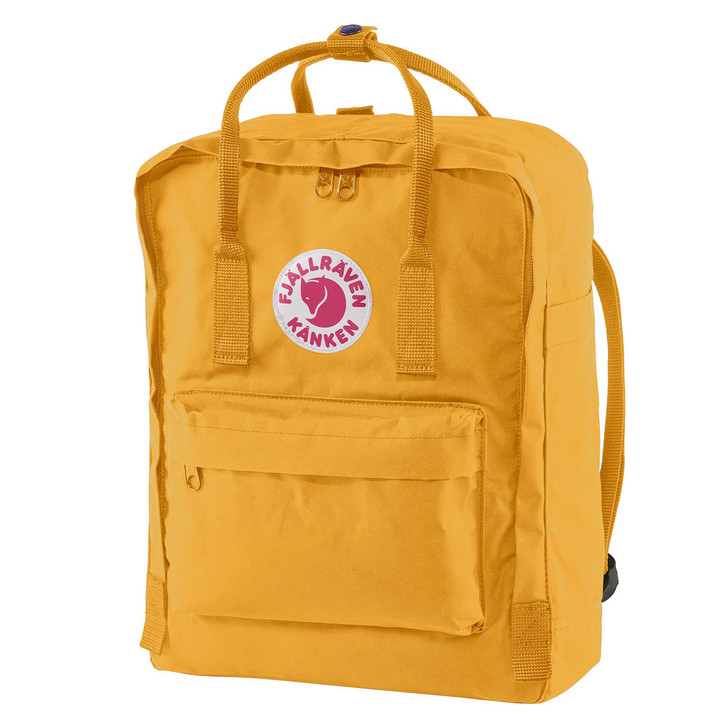 Fjallraven - Kanken Backpack - Warm Yellow