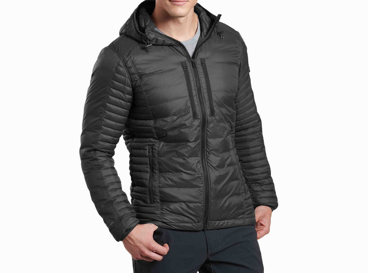 Kuhl - Spyfire Down Hoody Jacket M's - Blackout