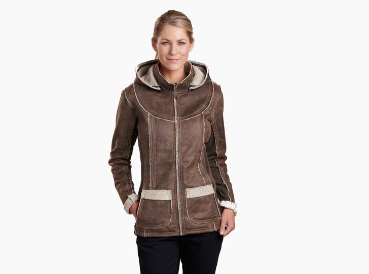 Kuhl - Dani Sherpa Jacket W'S - Oak