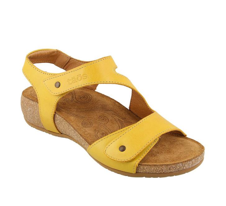 Taos - Lovely Sandal - Yellow