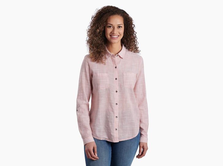 Kuhl - Adele LS Shirt W's - Terra Cotta
