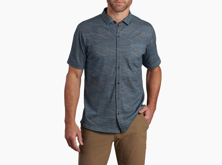 "Kuhl- Innovatr Shirt ""Horizon Print"" - Desert Night"