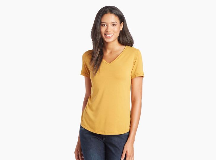 Kuhl - Juniper SS Shirt - Golden LG