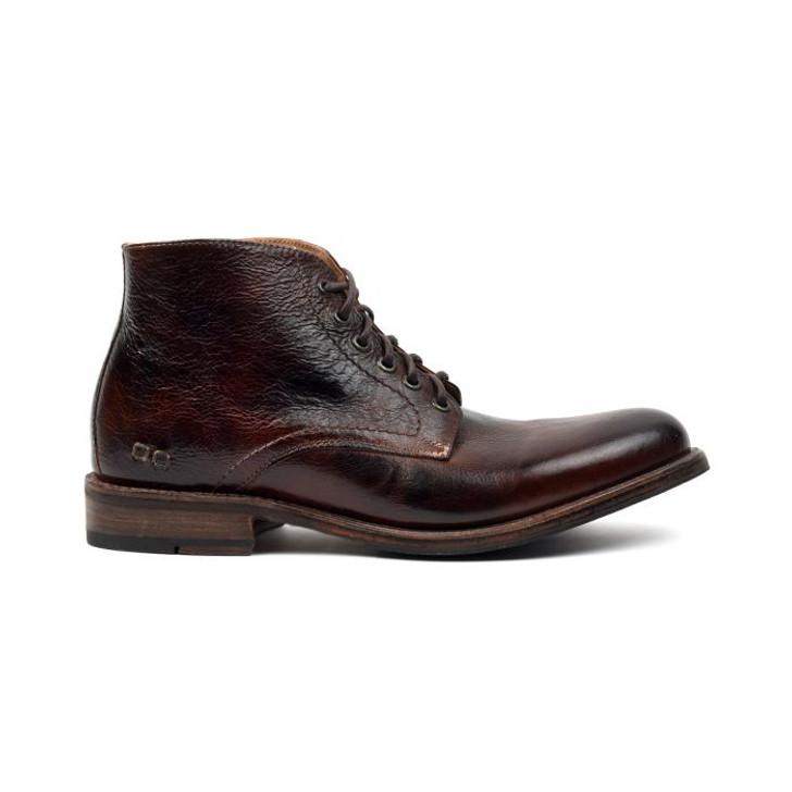 Bedstu - Bradley Boot - Teak Rustic Leather