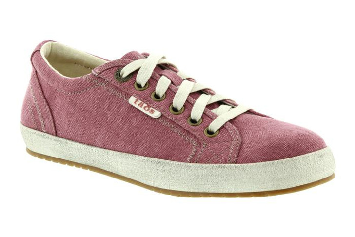 Taos - Star Sneaker Shoe - Rose Washed Canvas