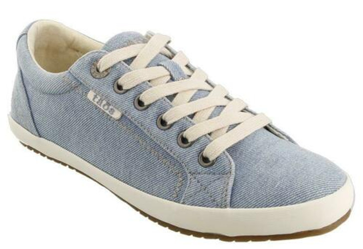 Taos - Star Sneaker Shoe - Chambray Washed Canvas