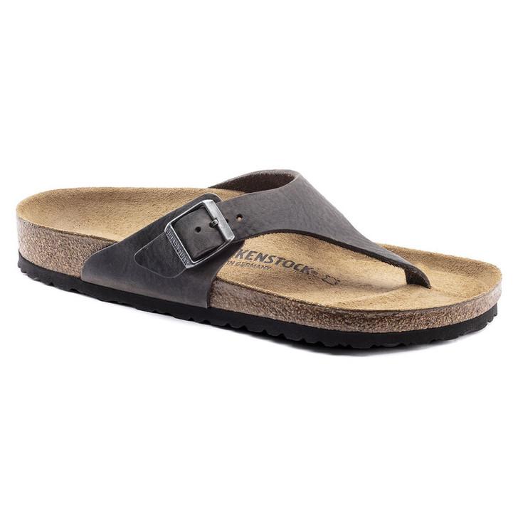 Birkenstock - Como Sandal - Camberra Iron Oiled Leather