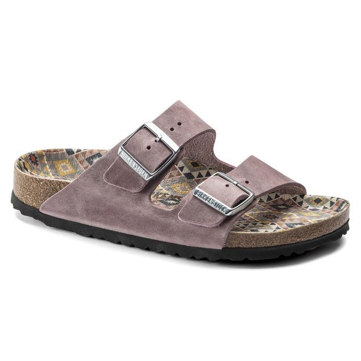Birkenstock - Arizona Sandal - Lavender Blush Oiled Leather