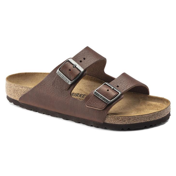 Birkenstock - Arizona Sandal - Vintage Roast Leather