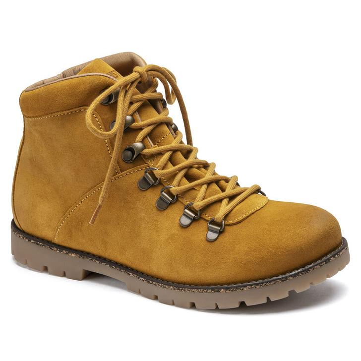 Birkenstock - Jackson Boot - Ochre Suede Leather