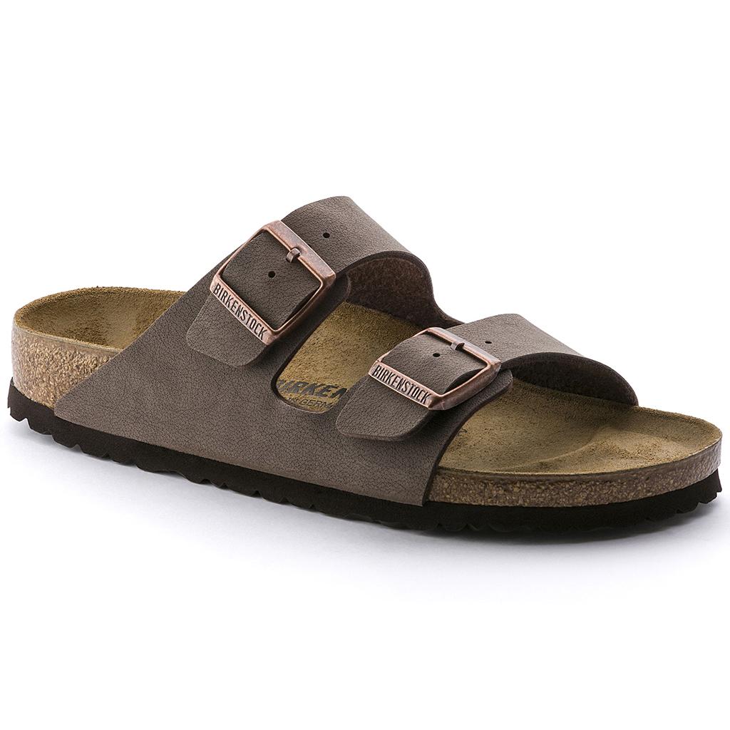 Birkenstock - Arizona Sandal - Mocha Birkibuc