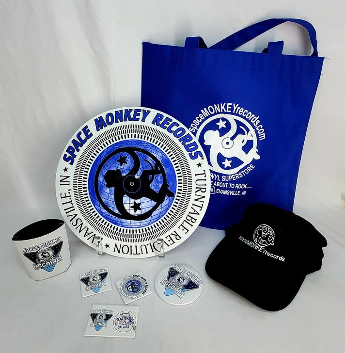 MEGA Space Monkey Merch Mix