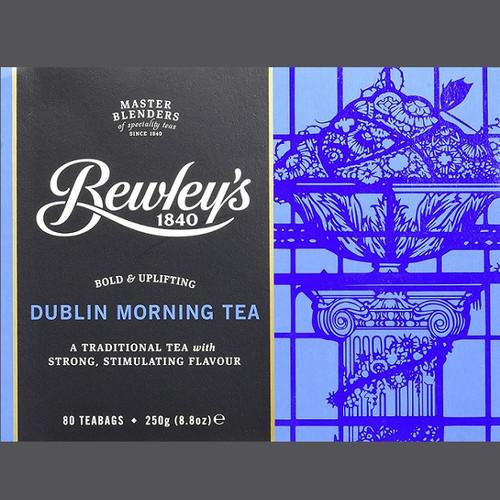 Bewley's Dublin Morning Tea 80s