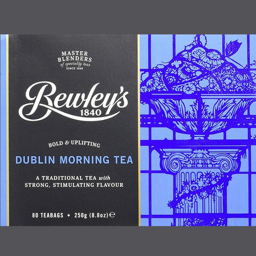Bewley's Dublin Morning Tea 80s