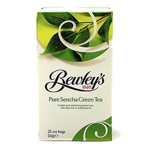 Bewley's Pure Sencha Green 25ct