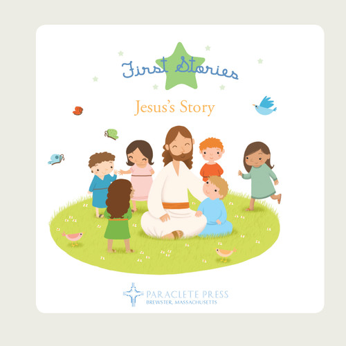 Book, First Series Jesus Story