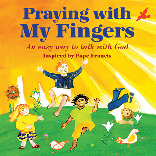 Book, Praying with my Fingers Story