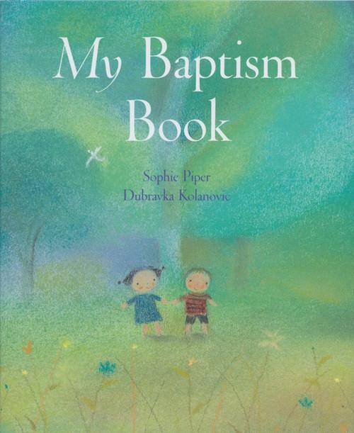 Book, My Baptism