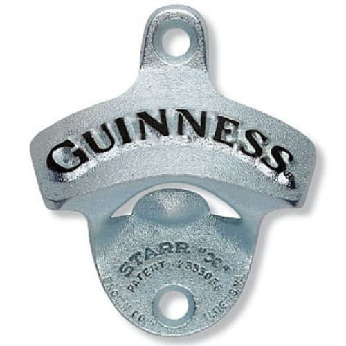 Guinness Bottle Opener W/M