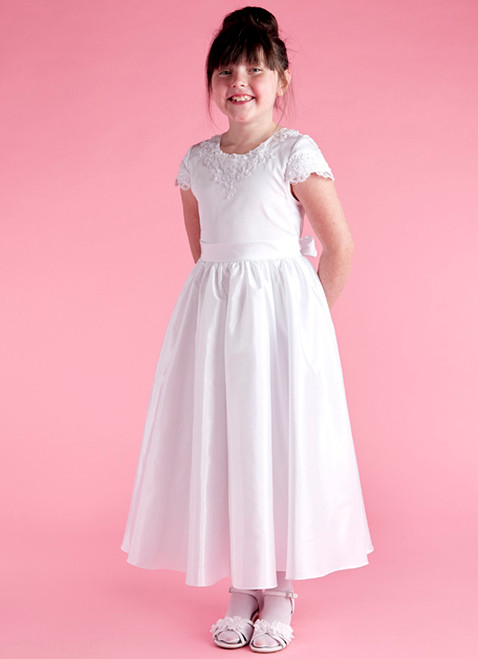 LM21070 Lauren Marie 1st Communion Dress