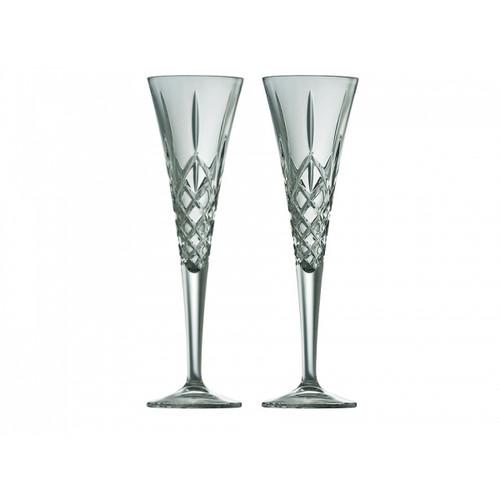 Longford Crystal Flutes (Pair)