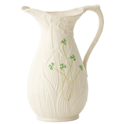Beleek Daisy Pitcher