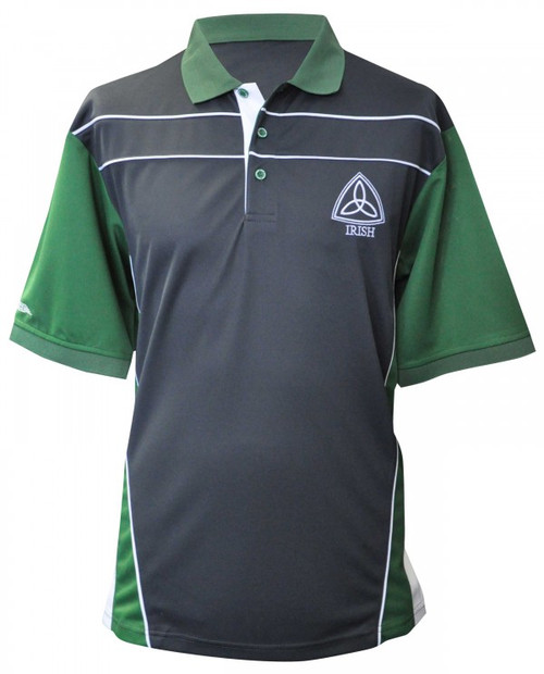 Croker Irish Grey Performance Shirt