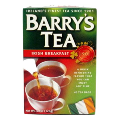 Barry's Breakfast 40's