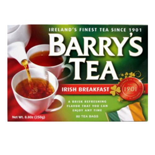 Barry's Breakfast 80's