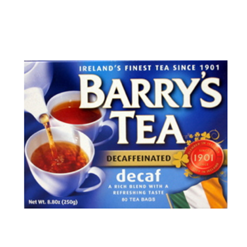 Barry's Decaf 80's